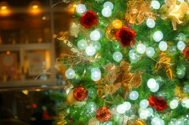 クリスマスプレゼント選び